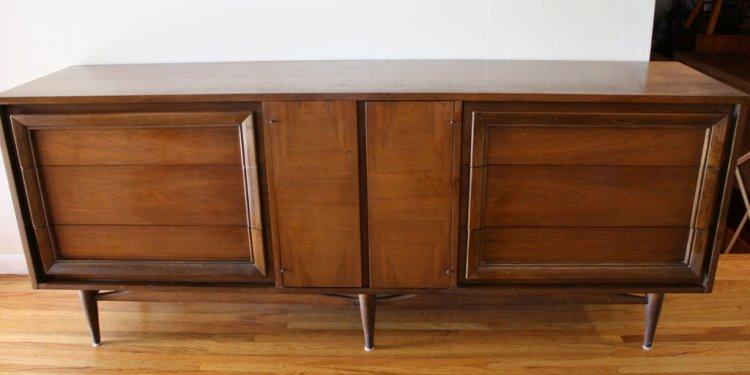 9 Drawer Dresser White