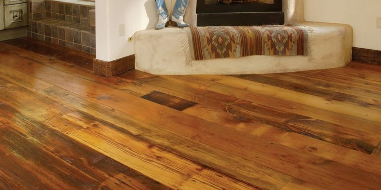 Antique Flooring and Pine