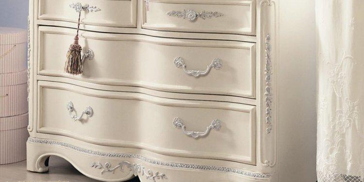 Antique White Dresser Bedroom