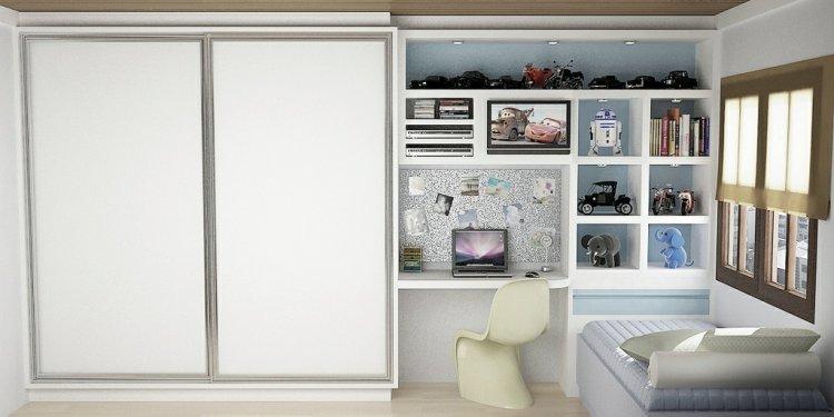 Bedroom Office Desk Digihome