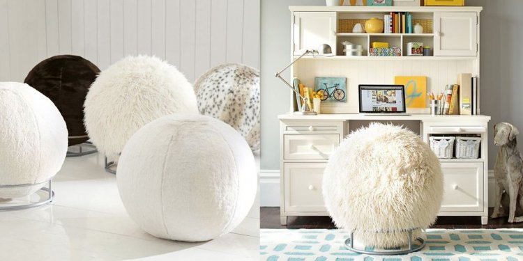 Beautifull Ball Desk Chair