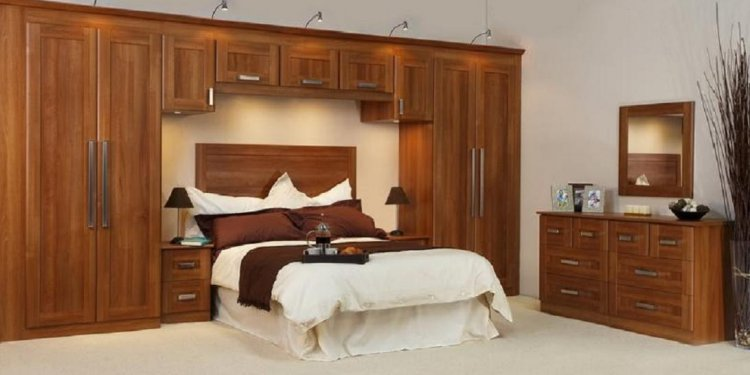 Bedroom Furniture Fitted With