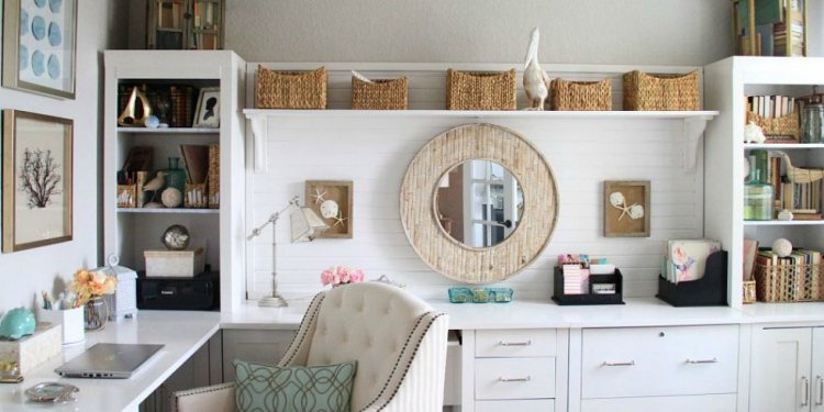 Cheap home office ideas for a