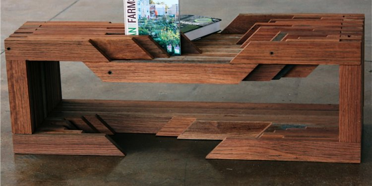 Modern Reclaimed Wood
