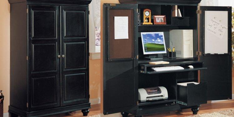 Design: Computer Armoire