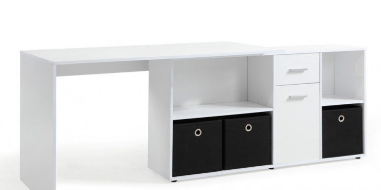 Home Office Desk Storage Unit