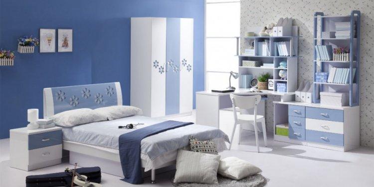 Boys Blue Bedroom Design