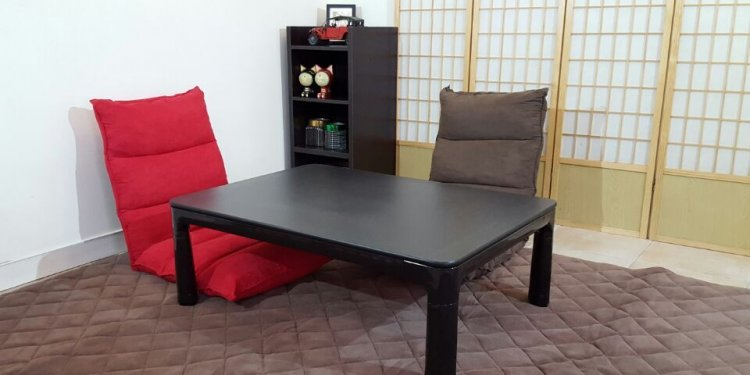 Kotatsu Table Top Reversible