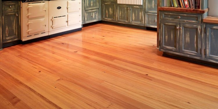 Antique Heart Pine Floors
