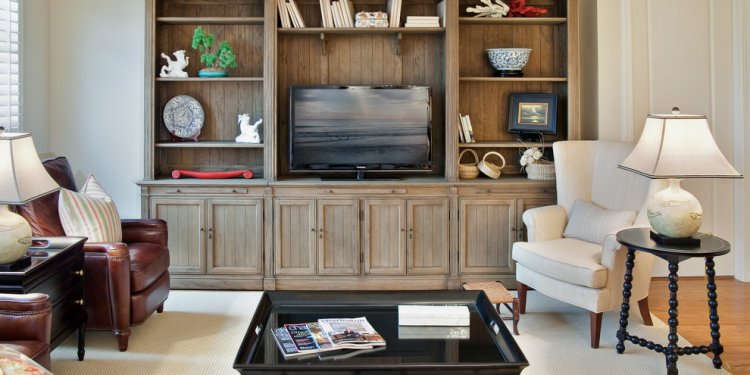 Reclaimed Wood Entertainment