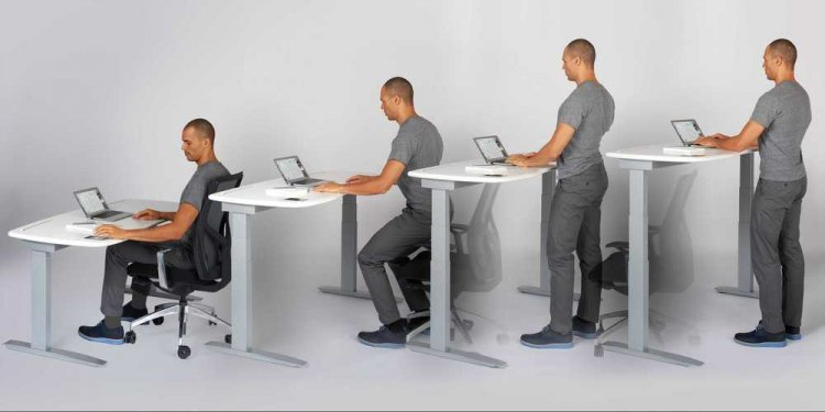 Stand Up Office Desks Digihome
