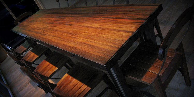 Top Handcrafted Furniture