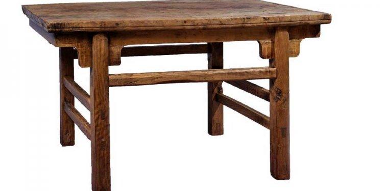 Reclaimed Wood Rectangular