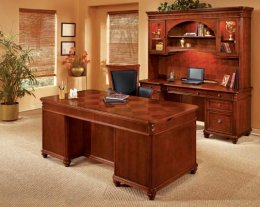 Antigua Executive Desk Suite
