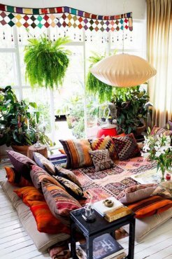 Chairish design 101-bohemian style