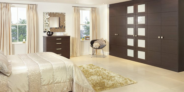 Contemporary Fitted Bedroom Furniture