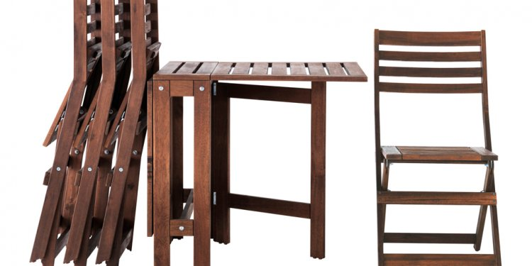 Wooden Garden tables and chairs
