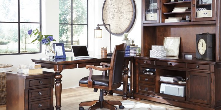 Large Desks for Home Office
