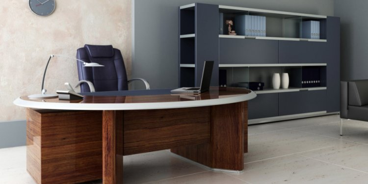 Office Desks with shelf