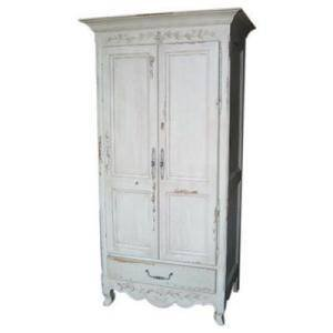 Honfleur Carved Armoire