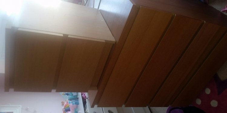3 Drawer Bedroom Chest