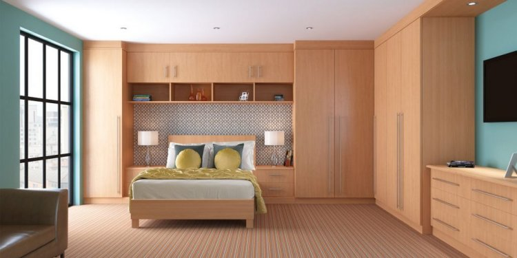Modern Fitted Bedroom furniture