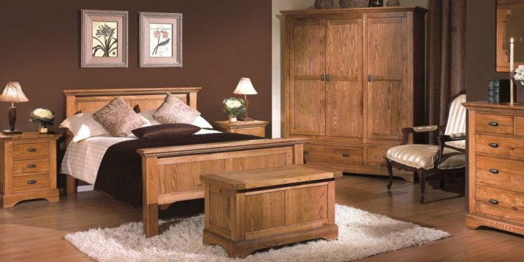 Reclaimed Oak bedroom Furniture
