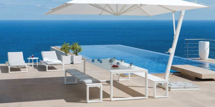 Swimming Pool chairs and tables