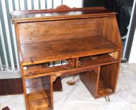 Antique Furniture Secretary Desk