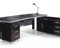 Black Desks for Home Office