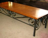 Coffee table legs for Sale