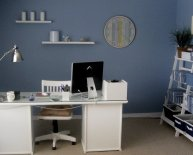 Home Office Workstation Ideas