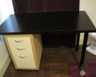 Ikea Desks with drawers