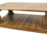Large Pine Coffee Tables