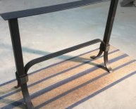 Metal Sofa Table legs