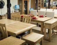 Rustic Oak Furniture UK