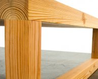 What is Reclaimed wood furniture?